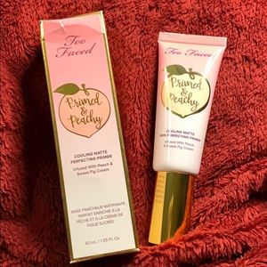 Too Faced Primed and Peachy Cooling Matte Primer